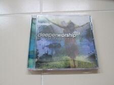 Music CD Deeper Worship 04 Deep Calls Unto Deep Christian Pop Rock