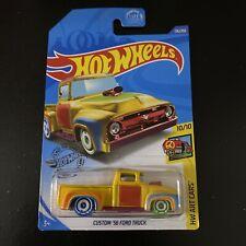 Hot Wheels Custom 56 Ford Truck Treasure Hunt