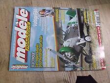 $$ Modèle magazine N°649 plan encarté avion Clarky  Gee Bee  Bossanova