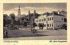 B71594 All elemi leanyiskola Szekelyudvarhely Odorheiu Secuies harghita  romania