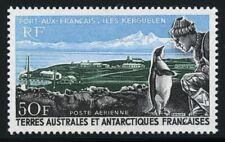 Frz. Antarktis TAAF FSAT 1968 Kaiserpinguin Pinguin Vogel 40 YT PA14 MNH / 133