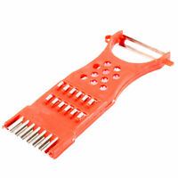Kitchen Fruit Vegetable Potato Carrot Slicer Shredder Grater Peeler Cutter