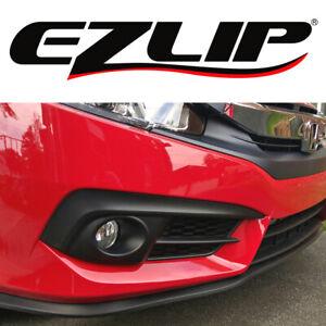 EZ Lip Front Splitter Lip Kit Universal Bumper Spoiler for Honda & Acura EZLip