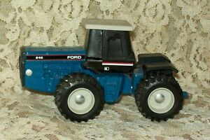 1/64 Ford 846 4wd with Duals Farm Toy Tractor Diecast