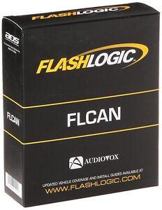 FlashLogic FLCAN Alarm Bypass Remote Start & Door Lock Module Canbus Interface