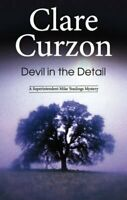 Devil In The Detail by Clare Curzon 9780727868633 | Brand New | Free UK Shipping