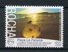 Uruguay 2017 MNH UPAEP Rocha Playa La Paloma 1v Set Tourism Landscapes Stamps