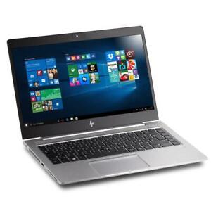 HP EliteBook 840 G5 i5 7300U 8GB 256GB SSD SATA FULL HD CAM Win 10