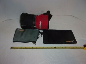 husky awp tool bags lot of 3 pouches