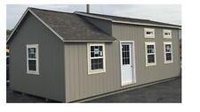 Tiny House, Park Home, Modular House, Cottage, Cabin 16 x 32 Customizable
