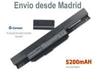 Batería para Asus K53 A31K53 A32K53 A41K53 A42K53 A43 EI241SVSL Portatiles