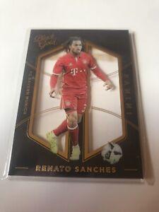 Panini 2016/17 Black Gold #24 Renati Sanchez Bayern Munich Card