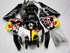 ABS Injection Mold Bodywork Fairing Kit for HONDA CBR600RR 2005 2006 Black Red