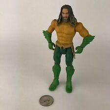 Dc 6 inch Loose Figure Movie Dceu Aquaman Orange Green Jason Mamoa 2017 D1