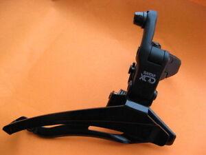 Umwerfer Suntour XCD Kettenwechsler 3-fach black 28,6 mm Vintage NOS