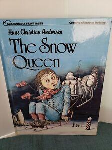 "Hans Christian Andersen ""The Snow Queen"" Book (Vintage 1984 Canadian Edition)"