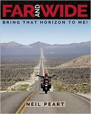 FAR AND WIDE - PEART, NEIL - NEW HARDCOVER BOOK