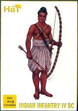 HaT Miniatures 1/72 INDIAN INFANTRY 4th CENTURY BC Figure Set