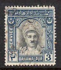 Bahawalpur 1945 Official 3p SG O17 used CV £18