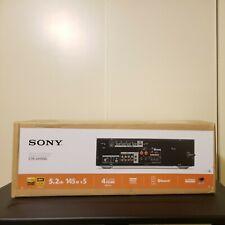 New Sony STR-DH590 725W 5.2 Multi-channel 4k Ultra HDR AV Receiver - Black