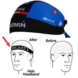 Running Riding Bandana Pirate Hat Hood Anti-Sweat Cycling Halo Cap Head Scarf