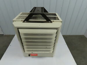 Dayton 2YU76 20kW Electric Wall & Ceiling Unit Heater 480V AC 3-phase