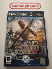 Medal of Honor Rising Sun Sony PS2, Supplied by Gaming Squad