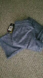 NWT!~UNDER ARMOUR BOTTOMS~ STORM  COLD GEAR LOOSE Size S~NEW WITH TAGS~$55.00