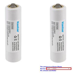 Kastar NiMH 3000mAh Battery for Ge 41b001rd531 Houseworks E105705 Sanyo Kr1300sc