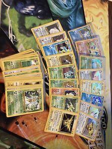 Mint-LP Complete Base Set 2 Pokemon Card Collection 129/130 Original Charizard