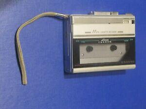 Sanyo Cassette Tape Recorder Model No. M1120 Walkman, funktionstüchtig
