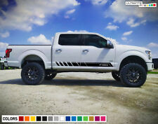 Decal Sticker Side Stripes for Ford F-150 Tremor Raptor R 2014 2015 2016 - 2018