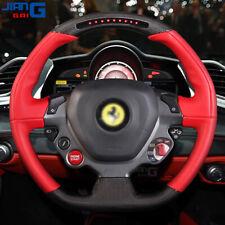 JiangGai LED/LCD Carbon Fiber Steering Wheel Fit For Ferrari 458 488 f12