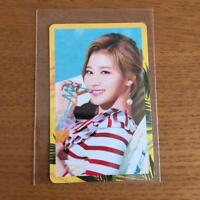 TWICE SANA HAPPY HAPPY JAPAN Single Hi Touch Limited Official Photo Card