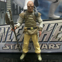 STAR WARS vintage collection WEEQUAY hunter Jabba skiff guard rotj VC107