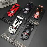 Limited PEAKO 1:64 Apollo IE Intensa Emozione Car Model Collection New in Box