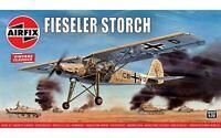 AIRFIX® 1:72 FIESELER STORCH WW2 GERMAN LIAISON AIRCRAFT MODEL KIT SET A01047V