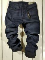 RRP $192 NEW MEN'S DIESEL JEANS WAYKEE 0677J REGULAR STRAIGHT BLUE STONEWASHED