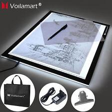 Voilamart A3 LED Lichttisch Leuchttisch Leuchttablett Leuchtpult Dimmbar Design