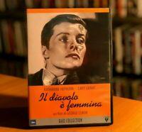 Il Diavolo E' è Femmina (1935) DVD COME NUOVO GEORGE CUKOR CARY GRANT