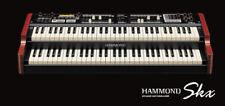 Hammond SKX  61-Key Dual Manual Stage Keyboard Organ Drawbars New //ARMENS