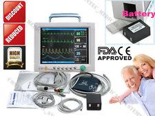 CONTEC EC ICU CCU CMS7000 Patientenmonitor Vital Signs Monitor-EKG SPO2 PR Temp