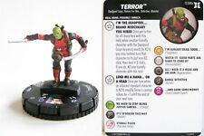 HeroClix Deadpool and X-Force - #038b Terror