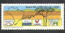 Brazil 1985 Weather/Meteorology/Tree/Graph/Climate/Nature/Environment 1v n38134