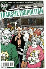TRANSMETROPOLITAN #2 NM/M 9.6 ~ Warren Ellis ~ Spider Jerusalem ~ DC Comics