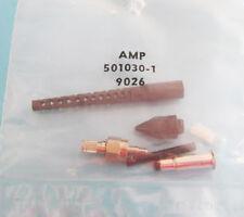 Tyco AMP 501030-1 SMA Type 906 50/125 Micro  FSMA-II MM