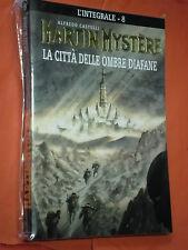 MARTIN MYSTERE- ALFREDO CASTELLI- INTEGRALE -N°8- la citta' - BROSSURATO- HAZARD