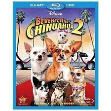 Beverly Hills Chihuahua 2 (Blu-ray/DVD, 2011, 2-Disc Set)  ***Brand NEW!!***