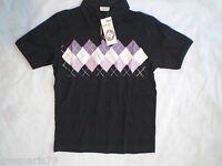 CAMISETA TIPO POLO HOMBRE TALLA M - L NUEVA  t- shirt man CAYMARIS REF. 1-1