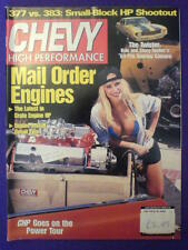 CHEVY HI PERFORMANCE - THE TWISTER - Oct 2000